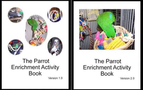 FREE e-books - The Parrot Enrichment Activity Book2