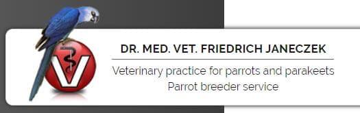 Dr. med. vet. Friedrich Janeczek website