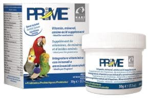 Prime Vitamin Mineral Amino Acid Supplement for Birds